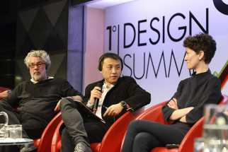 OPEN Architecture, Li Hu at 1 Design Summit in Milan